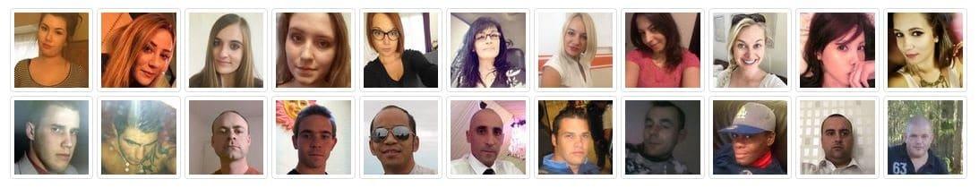 Derniers Membres Inscrits et Connectés sur Rapide-Rencontres.com
